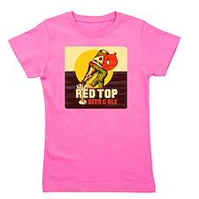 redtopbeer Girl's Tee