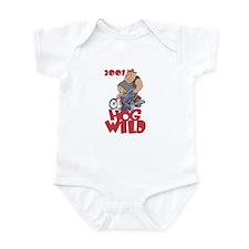 """2007 - Hog Wild"" Infant Bodysuit"