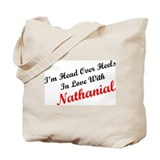 In Love with Nathanial Tote Bag