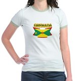 Grenada Flag Ribbon T