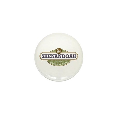 Shenandoah National Park Mini Button (10 pack)
