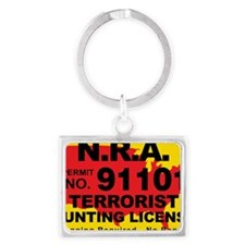 TH-License-NRA Landscape Keychain