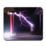 Huge Tesla Coil Mousepad