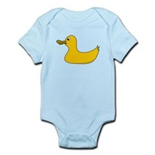 Yellow Duck Body Suit