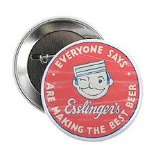 """esslingersbeer 2.25"""" Button"""