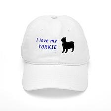 Yorkie Baseball Cap