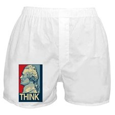 THINK-3x5 Boxer Shorts