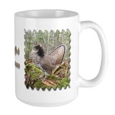 Grouse Coffee Mug