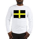 Wales St David Long Sleeve T-Shirt