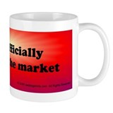 Unavailable, off the market Small Mug