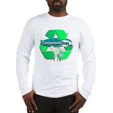 Recyclebig Long Sleeve T-Shirt