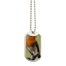 Robin Dog Tags