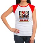 Same Big Job Women's Cap Sleeve T-Shirt