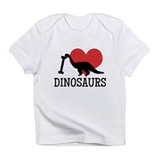 I Love Dinosaurs Infant T-Shirt