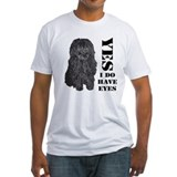 Puli : Yes I Do Have Eyes Shirt
