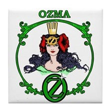 Ozma of Oz Tile Coaster