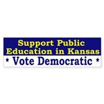 Support Public Education in Kansas (sticker)