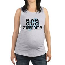 Aca Awesome Maternity Tank Top