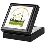 I Love Dubai Keepsake Box
