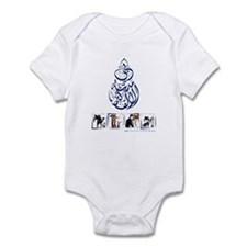 Dubai: Treasures City Infant Bodysuit