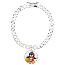 Basketball-Penguin Bracelet