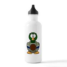 Cartoon Duck Sports Water Bottle