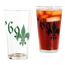 julian69FLEUR Drinking Glass