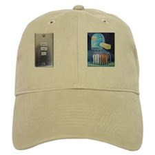 8.31x3_bev_FREEDOM-BUTTERr1 Baseball Cap