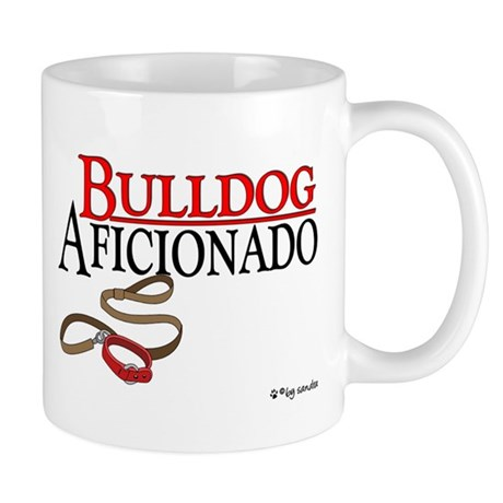Bulldog Aficionado 2 Mug