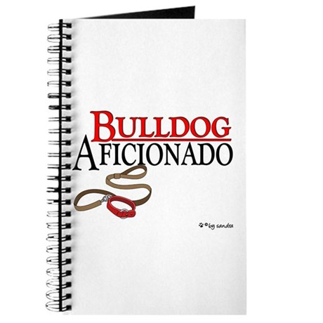 Bulldog Aficionado 2 Journal