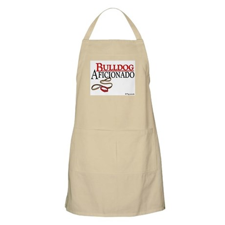 Bulldog Aficionado 2 BBQ Apron