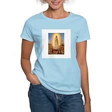Virgin Mary - Fatima Women's Pink T-Shirt
