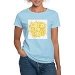 Gold Digger Women's Pink T-Shirt