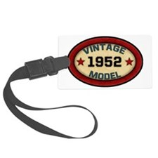 vintage-model-1952 Luggage Tag