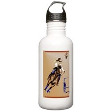 Barrel Horse_journal Water Bottle