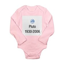 Pluto 1930 to 2006 Infant Creeper Body Suit