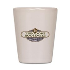 Theodore Roosevelt National Park Shot Glass