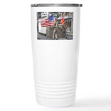 Checkpoint  Charlie Travel Coffee Mug