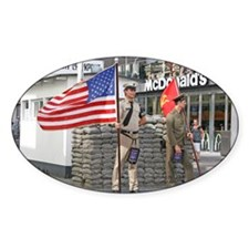 Checkpoint  Charlie Decal
