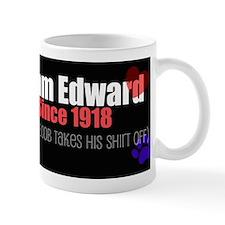 Team edwardd until jacob takes his shir Mug