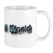 Its Accrual WorldLarge Coffee Mug