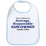 Gun-Owner Bib