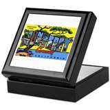 Monterey County California Keepsake Box