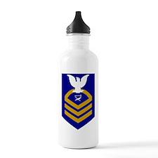 USCG-Rank-FSC Water Bottle