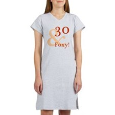Foxy30 Women's Nightshirt