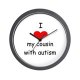 Cute Asd Wall Clock