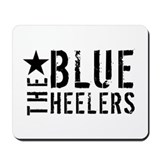 Cute Blue heeler Mousepad