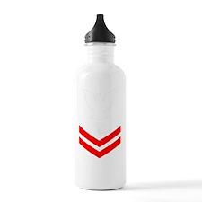USCG-Rank-HS2-PNG Water Bottle
