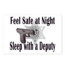 Feel Safe Postcards (Package of 8)