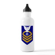 USCG-Rank-MKC Water Bottle